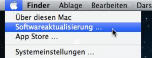 Mac Softwareaktualisierung